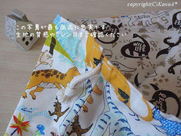 恐竜時代ホワイトスター:体操服袋